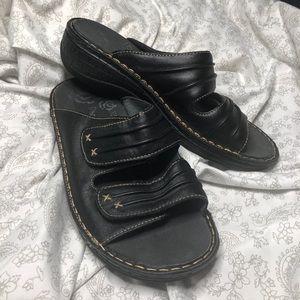 """PROPET""""June"""" slide sandals adjustable  8HMB GUC"""